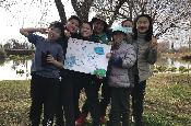 昆明開展濕地生物多樣性寒假研學活動